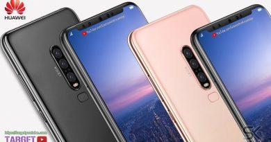 Huawei P30 Pro будет иметь изогнутый AMOLED дисплей, вырезанный сверху