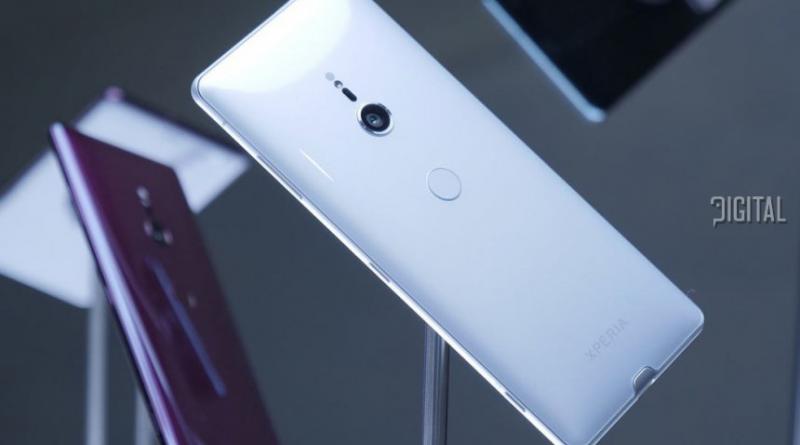 Sony Xperia XZ4 будет представлен на MWC 2019
