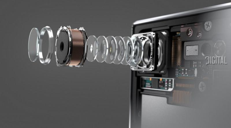 Трехмерные лазерные камеры в iPhone XI