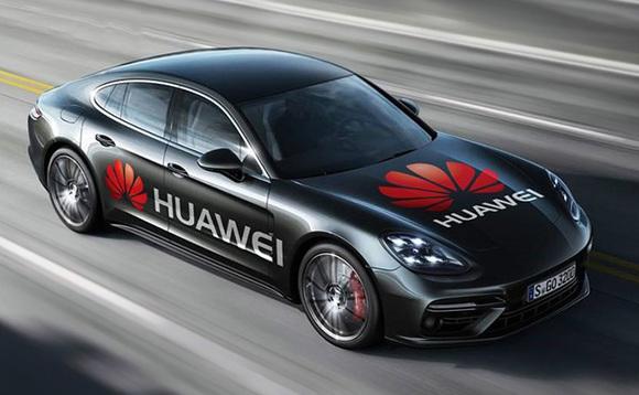 Автомобиль от Huawei представит в течение нескольких дней