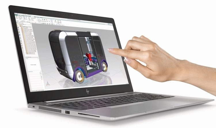 Улучшения в новых ноутбуках HP ZBook 15u и ZBook 14u (2019)