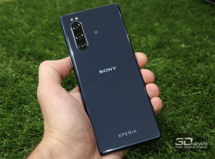 Фотографии раскрывают дизайн Sony Xperia 10 III