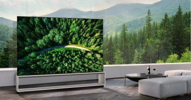 LG Z9 OLED 8K TV (OLED88Z9) обзор