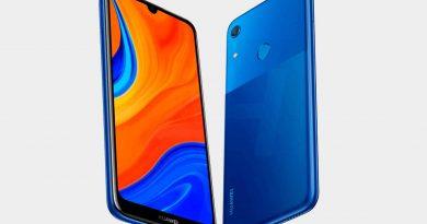 Huawei Y6s - красивый смартфон по низкой цене