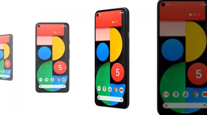 Google Pixel 5 просочился полностью с одним крошечным сюрпризом