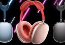 Apple AirPods Max - беспроводные наушники с активным шумоподавлением по цене 600 евро