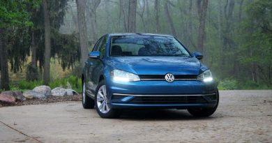 Обзор Volkswagen Golf 2021 года: экономное прощание