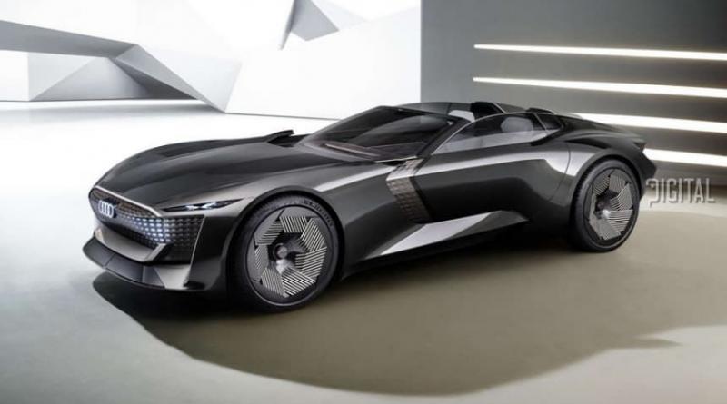 Так выглядит Audi Skysphere