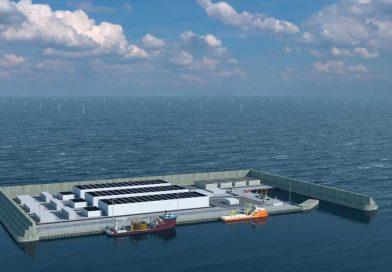 Дания построит энергетический узел в Северном море